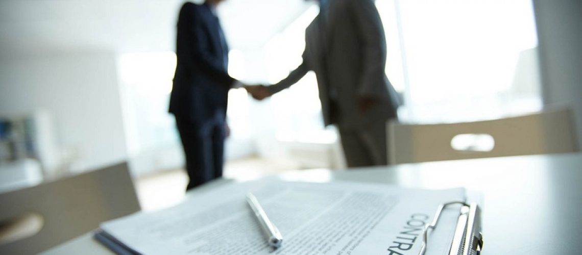 Rental management Calgary-contracts
